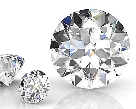 ダイヤモンド2つ