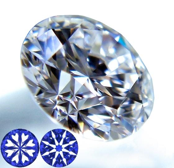 1カラットのダイヤモンドルース