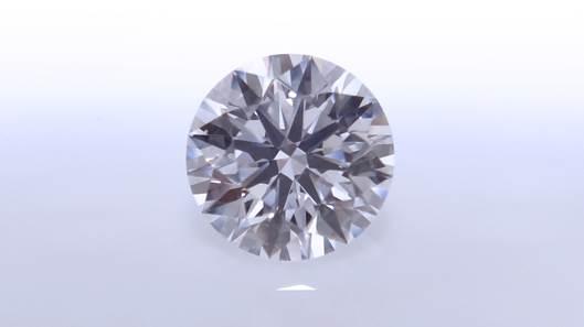 エタニティで販売しているラウンド・ブリリアントカットされたダイヤモンド