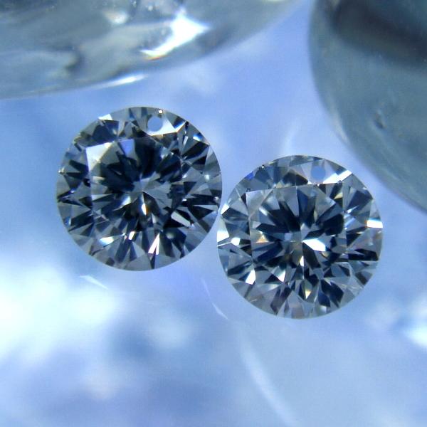ダイヤモンドルース2個