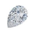 1Ctダイヤモンド。同グレードでも形状によって価格が変わる