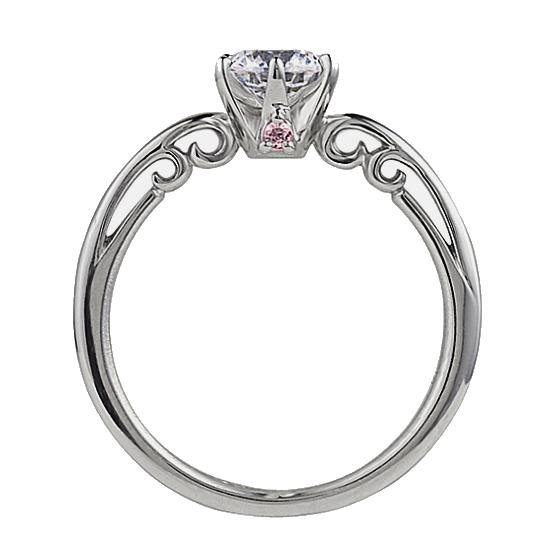 婚約指輪・リング形状