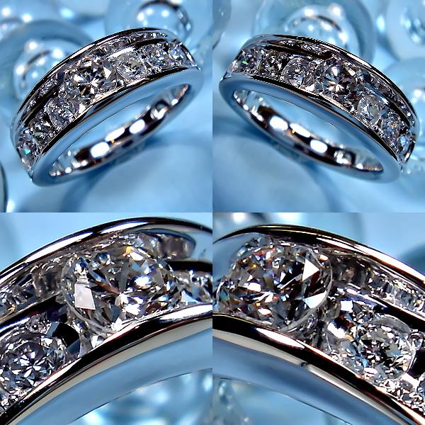 爪なし・婚約指輪(エンゲージリング)・