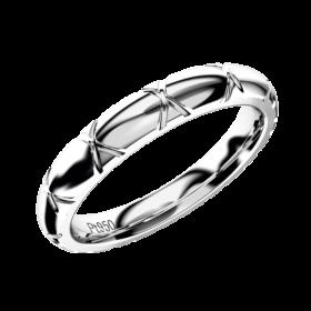 メンズ(男性用)・結婚指輪・トルテュ・ド・メール3mm